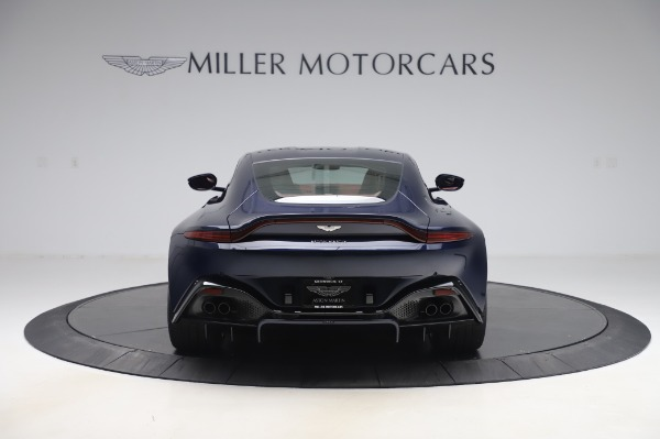 New 2020 Aston Martin Vantage Coupe for sale $177,481 at Alfa Romeo of Greenwich in Greenwich CT 06830 5