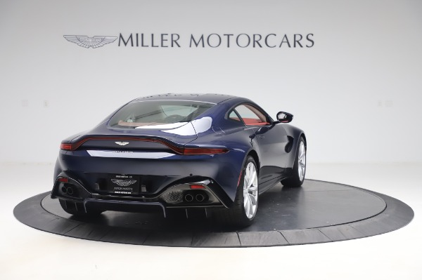 New 2020 Aston Martin Vantage Coupe for sale $177,481 at Alfa Romeo of Greenwich in Greenwich CT 06830 6