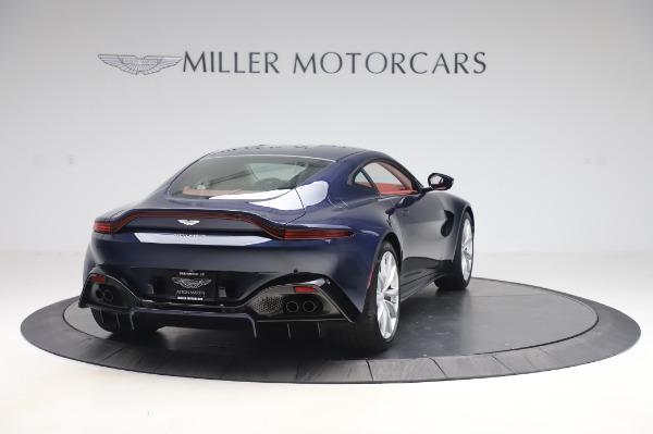 New 2020 Aston Martin Vantage for sale $177,481 at Alfa Romeo of Greenwich in Greenwich CT 06830 6