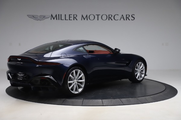 New 2020 Aston Martin Vantage Coupe for sale $177,481 at Alfa Romeo of Greenwich in Greenwich CT 06830 7