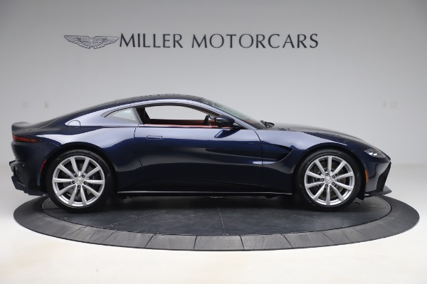 New 2020 Aston Martin Vantage Coupe for sale $177,481 at Alfa Romeo of Greenwich in Greenwich CT 06830 8