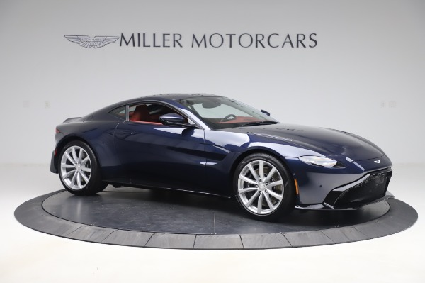 New 2020 Aston Martin Vantage Coupe for sale $177,481 at Alfa Romeo of Greenwich in Greenwich CT 06830 9