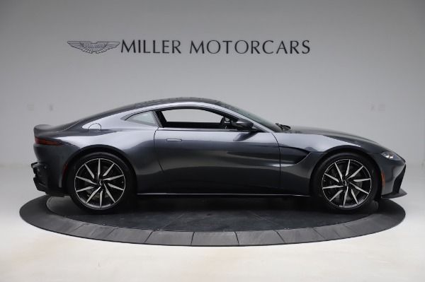 New 2020 Aston Martin Vantage Coupe for sale $182,781 at Alfa Romeo of Greenwich in Greenwich CT 06830 10