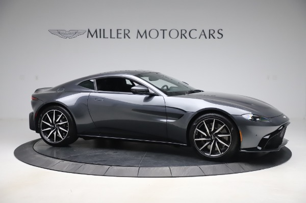 New 2020 Aston Martin Vantage Coupe for sale $182,781 at Alfa Romeo of Greenwich in Greenwich CT 06830 11