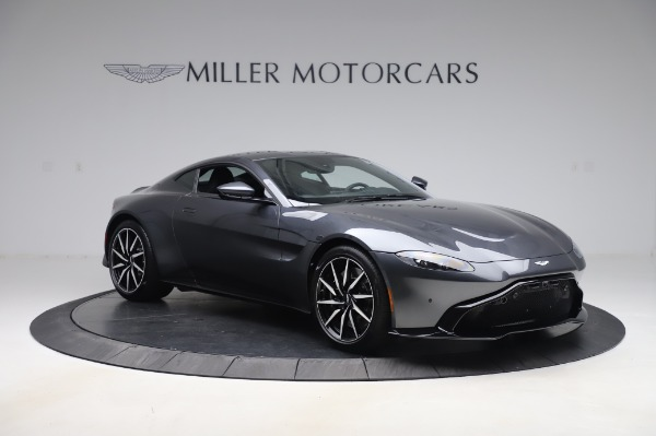 New 2020 Aston Martin Vantage Coupe for sale $182,781 at Alfa Romeo of Greenwich in Greenwich CT 06830 12