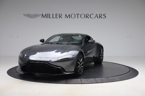 New 2020 Aston Martin Vantage Coupe for sale $182,781 at Alfa Romeo of Greenwich in Greenwich CT 06830 3