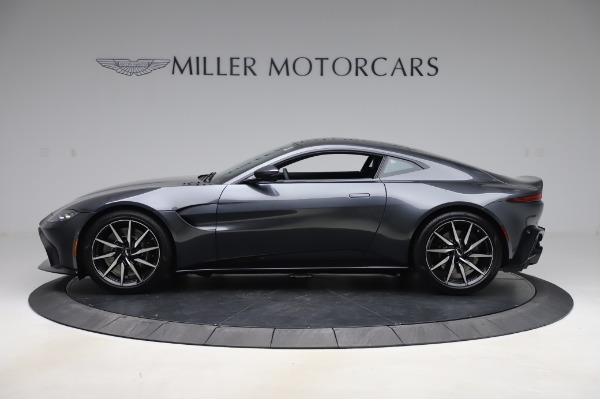 New 2020 Aston Martin Vantage Coupe for sale $182,781 at Alfa Romeo of Greenwich in Greenwich CT 06830 4