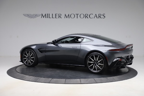 New 2020 Aston Martin Vantage Coupe for sale $182,781 at Alfa Romeo of Greenwich in Greenwich CT 06830 5
