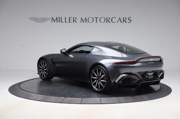 New 2020 Aston Martin Vantage Coupe for sale $182,781 at Alfa Romeo of Greenwich in Greenwich CT 06830 6