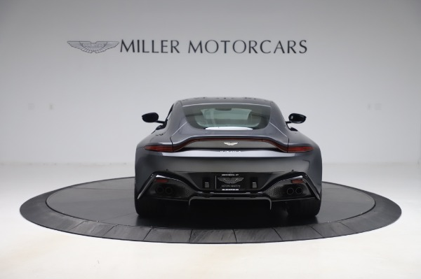 New 2020 Aston Martin Vantage Coupe for sale $182,781 at Alfa Romeo of Greenwich in Greenwich CT 06830 7