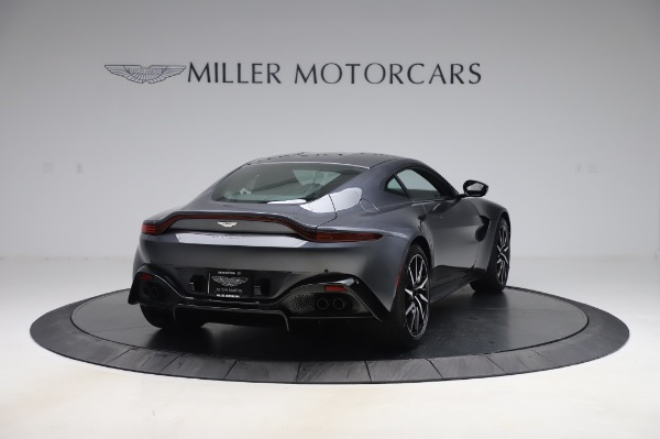 New 2020 Aston Martin Vantage Coupe for sale $182,781 at Alfa Romeo of Greenwich in Greenwich CT 06830 8