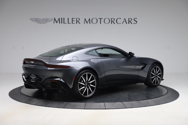 New 2020 Aston Martin Vantage Coupe for sale $182,781 at Alfa Romeo of Greenwich in Greenwich CT 06830 9