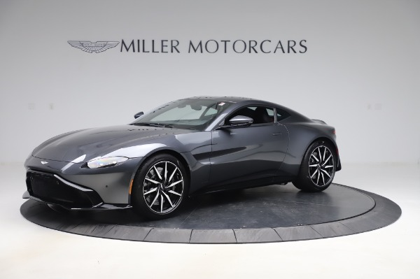 New 2020 Aston Martin Vantage Coupe for sale $182,781 at Alfa Romeo of Greenwich in Greenwich CT 06830 1