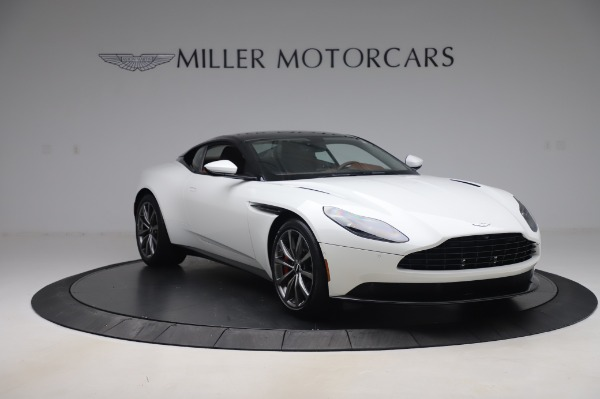 New 2020 Aston Martin DB11 V8 Coupe for sale $233,266 at Alfa Romeo of Greenwich in Greenwich CT 06830 10