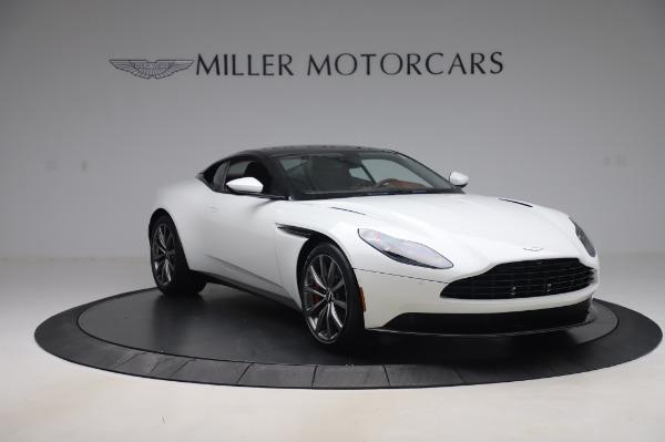 New 2020 Aston Martin DB11 V8 for sale $233,266 at Alfa Romeo of Greenwich in Greenwich CT 06830 10