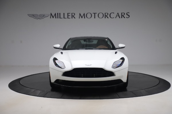 New 2020 Aston Martin DB11 V8 Coupe for sale $233,266 at Alfa Romeo of Greenwich in Greenwich CT 06830 11