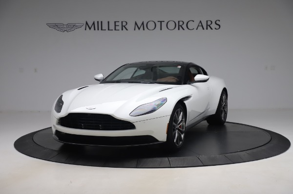 New 2020 Aston Martin DB11 V8 Coupe for sale $233,266 at Alfa Romeo of Greenwich in Greenwich CT 06830 12