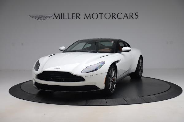New 2020 Aston Martin DB11 V8 for sale $233,266 at Alfa Romeo of Greenwich in Greenwich CT 06830 12