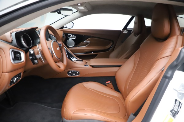 New 2020 Aston Martin DB11 V8 Coupe for sale $233,266 at Alfa Romeo of Greenwich in Greenwich CT 06830 13