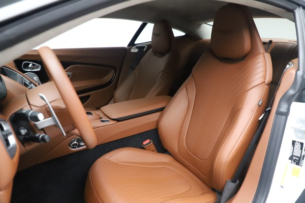 New 2020 Aston Martin DB11 V8 for sale $233,266 at Alfa Romeo of Greenwich in Greenwich CT 06830 15