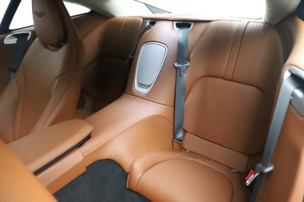 New 2020 Aston Martin DB11 V8 for sale $233,266 at Alfa Romeo of Greenwich in Greenwich CT 06830 16