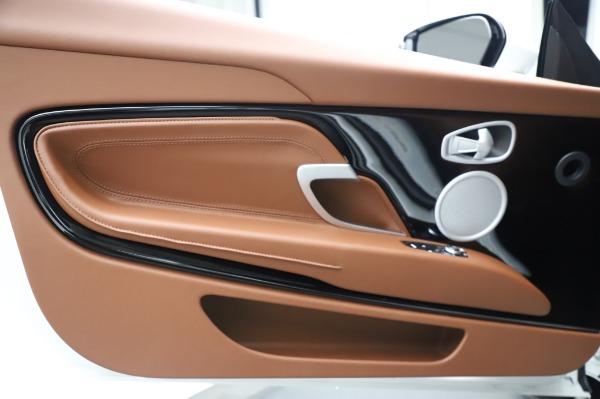 New 2020 Aston Martin DB11 V8 for sale $233,266 at Alfa Romeo of Greenwich in Greenwich CT 06830 17