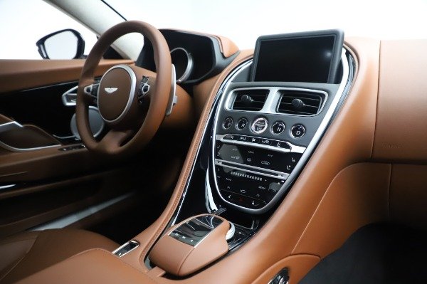 New 2020 Aston Martin DB11 V8 for sale $233,266 at Alfa Romeo of Greenwich in Greenwich CT 06830 18
