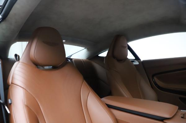 New 2020 Aston Martin DB11 V8 for sale $233,266 at Alfa Romeo of Greenwich in Greenwich CT 06830 19