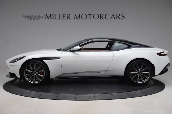 New 2020 Aston Martin DB11 V8 Coupe for sale $233,266 at Alfa Romeo of Greenwich in Greenwich CT 06830 2