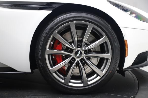 New 2020 Aston Martin DB11 V8 for sale $233,266 at Alfa Romeo of Greenwich in Greenwich CT 06830 20