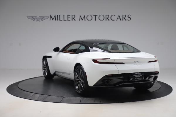 New 2020 Aston Martin DB11 V8 for sale $233,266 at Alfa Romeo of Greenwich in Greenwich CT 06830 4