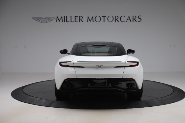 New 2020 Aston Martin DB11 V8 Coupe for sale $233,266 at Alfa Romeo of Greenwich in Greenwich CT 06830 5