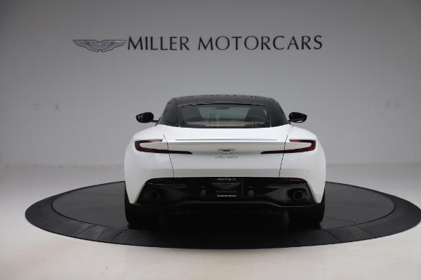 New 2020 Aston Martin DB11 V8 for sale $233,266 at Alfa Romeo of Greenwich in Greenwich CT 06830 5
