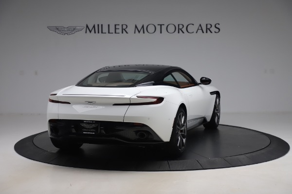 New 2020 Aston Martin DB11 V8 Coupe for sale $233,266 at Alfa Romeo of Greenwich in Greenwich CT 06830 6