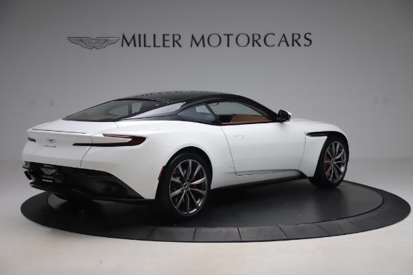 New 2020 Aston Martin DB11 V8 for sale $233,266 at Alfa Romeo of Greenwich in Greenwich CT 06830 7