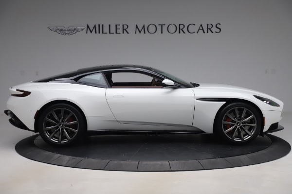 New 2020 Aston Martin DB11 V8 Coupe for sale $233,266 at Alfa Romeo of Greenwich in Greenwich CT 06830 8