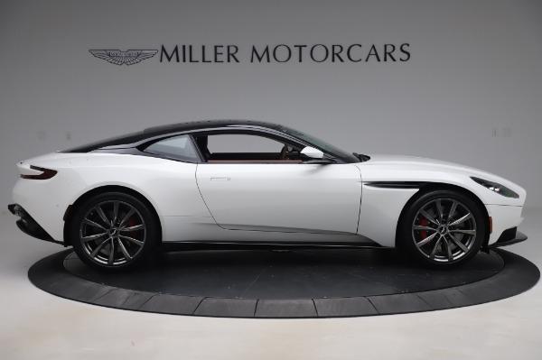 New 2020 Aston Martin DB11 V8 for sale $233,266 at Alfa Romeo of Greenwich in Greenwich CT 06830 8