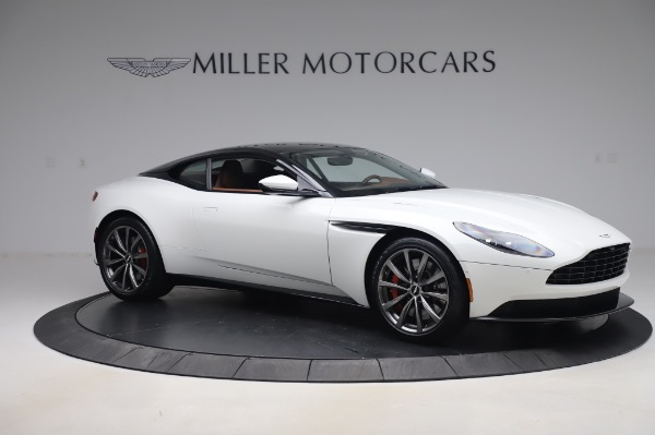 New 2020 Aston Martin DB11 V8 Coupe for sale $233,266 at Alfa Romeo of Greenwich in Greenwich CT 06830 9