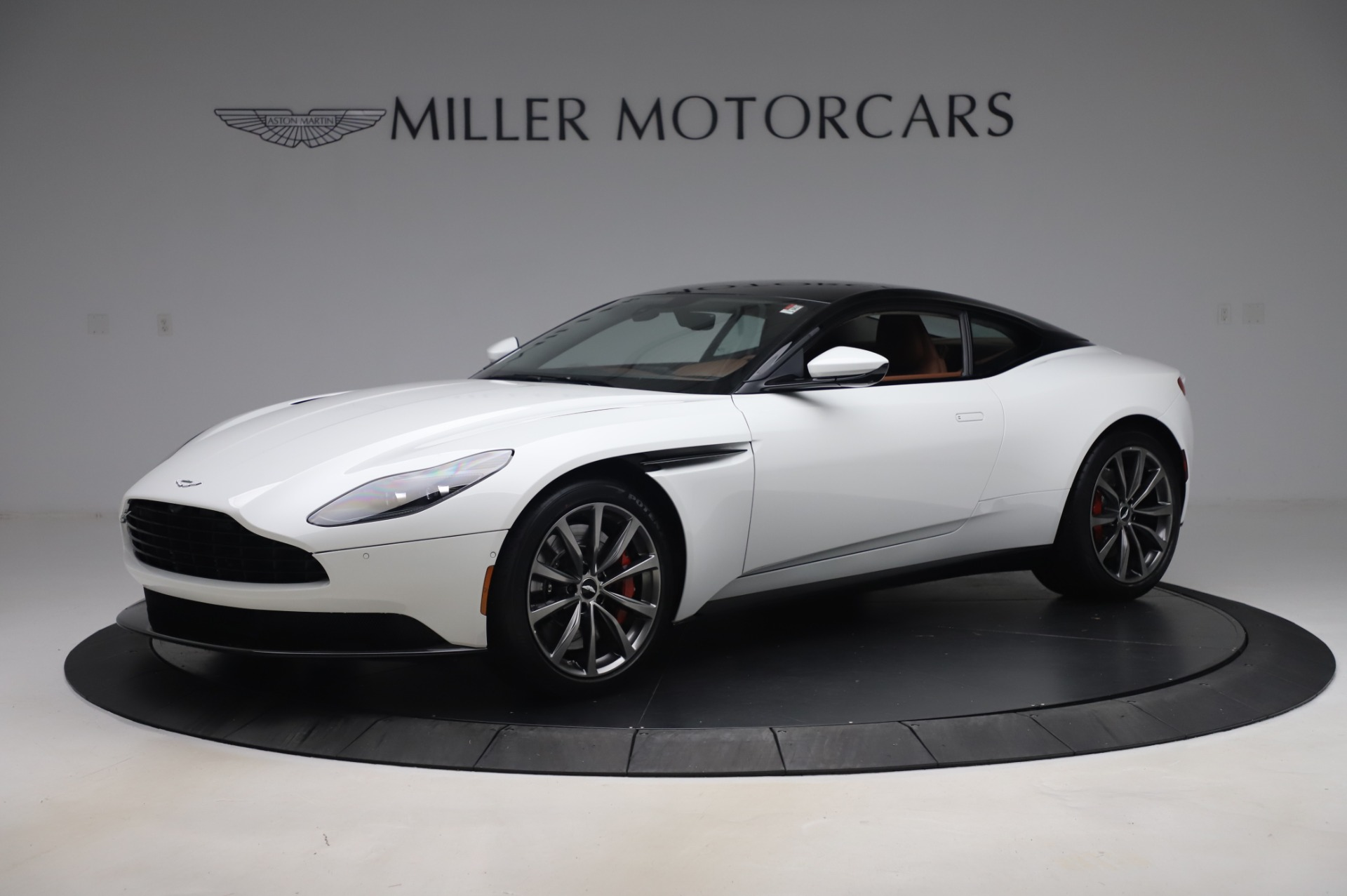 New 2020 Aston Martin DB11 V8 Coupe for sale $233,266 at Alfa Romeo of Greenwich in Greenwich CT 06830 1