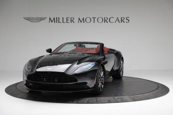 New 2020 Aston Martin DB11 Volante Convertible for sale $247,386 at Alfa Romeo of Greenwich in Greenwich CT 06830 12