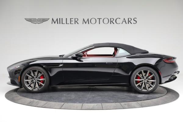 New 2020 Aston Martin DB11 Volante Convertible for sale $247,386 at Alfa Romeo of Greenwich in Greenwich CT 06830 14