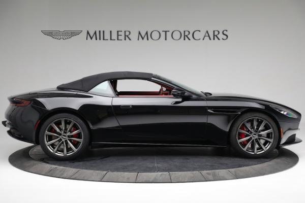 New 2020 Aston Martin DB11 Volante Convertible for sale $247,386 at Alfa Romeo of Greenwich in Greenwich CT 06830 17