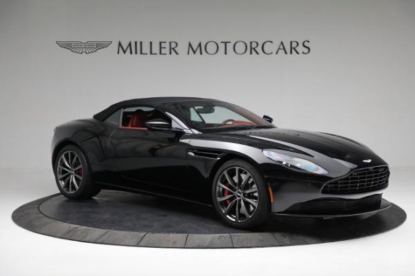 New 2020 Aston Martin DB11 Volante Convertible for sale $247,386 at Alfa Romeo of Greenwich in Greenwich CT 06830 18