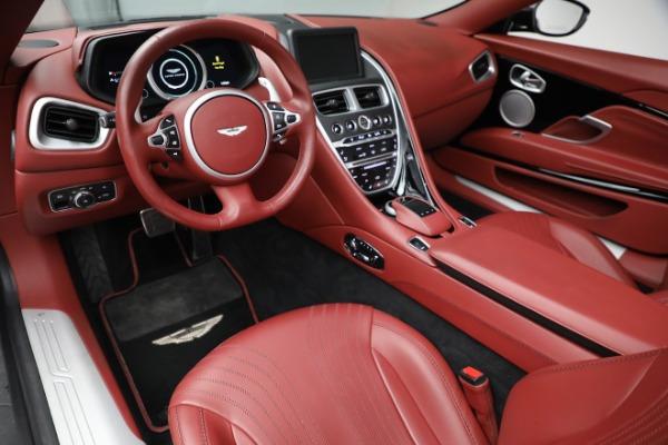 New 2020 Aston Martin DB11 Volante Convertible for sale $247,386 at Alfa Romeo of Greenwich in Greenwich CT 06830 19