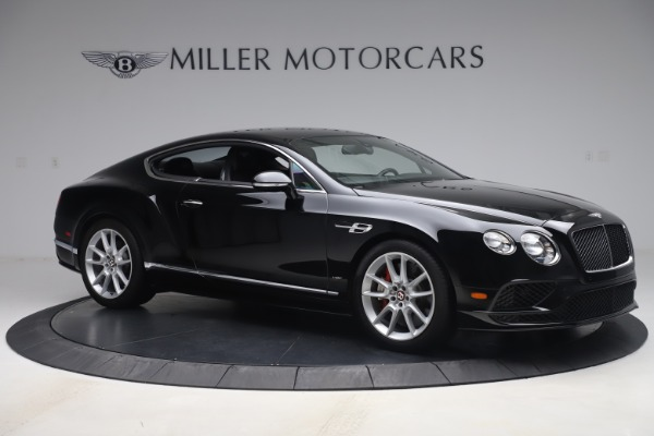 Used 2016 Bentley Continental GT V8 S for sale $124,900 at Alfa Romeo of Greenwich in Greenwich CT 06830 10
