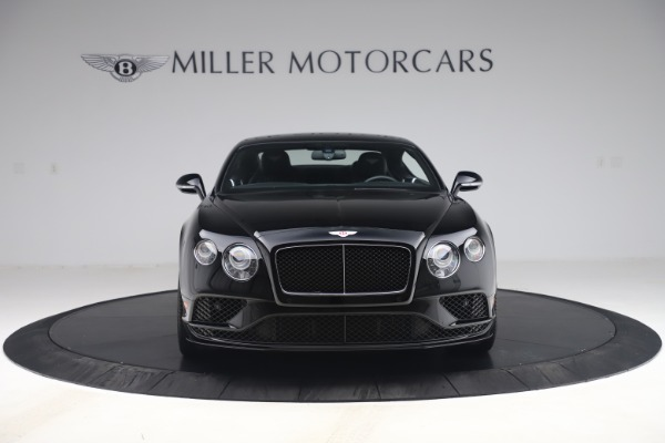 Used 2016 Bentley Continental GT V8 S for sale $124,900 at Alfa Romeo of Greenwich in Greenwich CT 06830 12