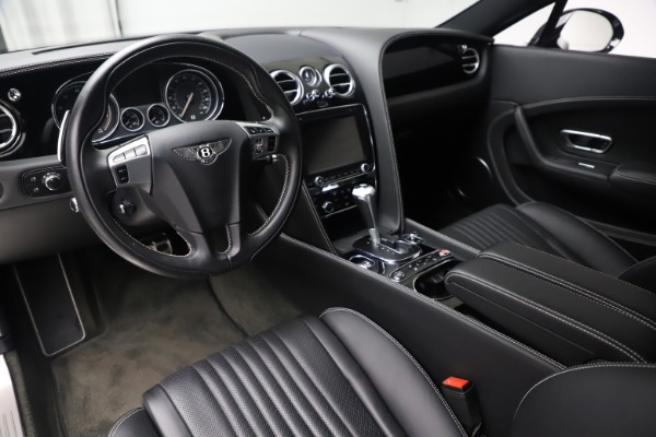 Used 2016 Bentley Continental GT V8 S for sale $124,900 at Alfa Romeo of Greenwich in Greenwich CT 06830 13