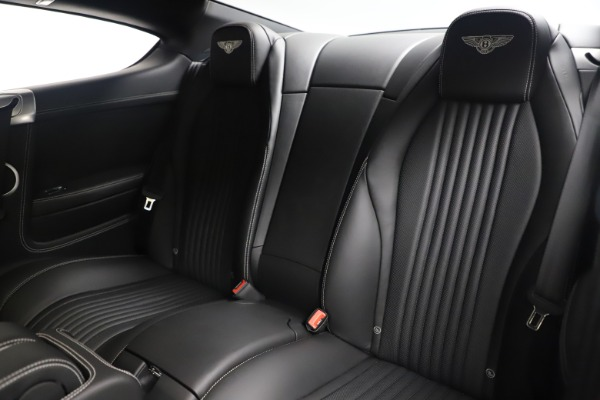Used 2016 Bentley Continental GT V8 S for sale $124,900 at Alfa Romeo of Greenwich in Greenwich CT 06830 17
