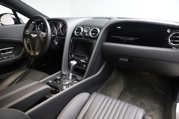 Used 2016 Bentley Continental GT V8 S for sale $124,900 at Alfa Romeo of Greenwich in Greenwich CT 06830 18