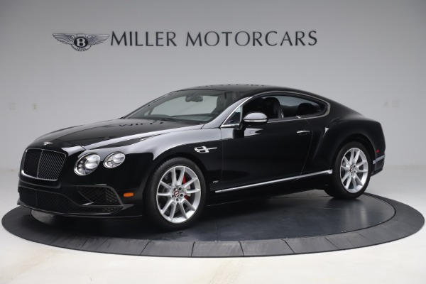 Used 2016 Bentley Continental GT V8 S for sale $124,900 at Alfa Romeo of Greenwich in Greenwich CT 06830 2